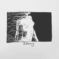 Intimacy. I've had to start adding watermarks to my pieces. Within the last month, I've had to deal with multiple people stealing or tattooing my work. I apologise for the inconvenience, and I'll try to make the watermarks as subtle as possible. Thank you, as always, for your support and understanding.