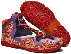 Nike Lebron 11 Galaxy Shoes