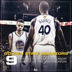The playoffs proved to be a different beast for the Warriors