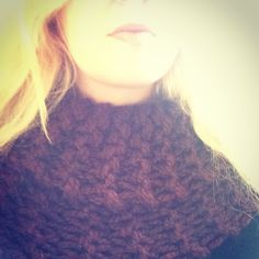 Claire's Cowl from Outlander - Free Knitting Pattern