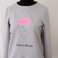 Sweat Courcelles Nuage