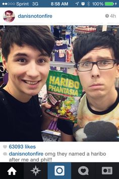 Phan Haribo is a thing!