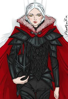 """Manon - """"Empire of Storms"""" by @sjmaas [by PhantomRin]"""