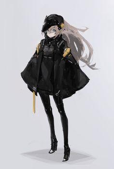 Anime app for anime lover Female Character Design, Character Design References, Character Design Inspiration, Character Concept, Character Art, Concept Art, Character Portraits, Art Anime, Anime Artwork