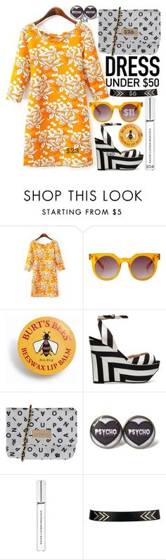 """Budget Babe"" by beckybucky ❤ liked on Polyvore featuring Monki, Burt's Bees, Zara, Pianurastudio and Ralph Lauren"