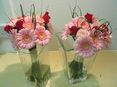 Bridesmaid's Bouquets by Brig's Flowers