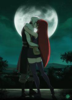 Twilight Kiss by Roggles on DeviantArt