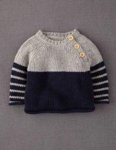 Men's Sweaters Model 15 - no pattern just inspiration