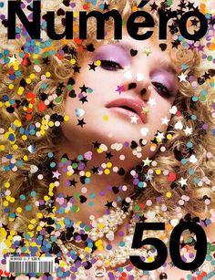 Numero February 2004, Natalia Vodianova