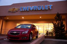 Buy your New and Used Chevy from Chevrolet Cadillac in Santa Fe.