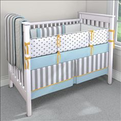 Custom Bedding Inspirations and Ideas by Carousel Designs