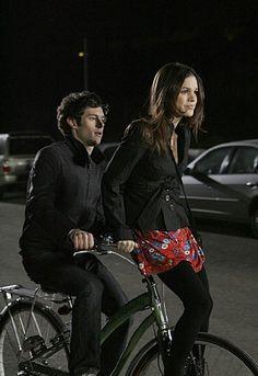 'The O.C.'  Seth & Summer  -  Adam Brody, Rachel Bilson