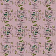 garden_leaves_pattern fabric by teatralka on Spoonflower - custom fabric