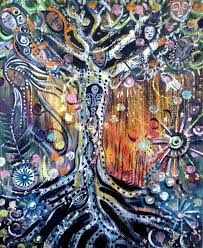 stylized baobab trees - Google Search
