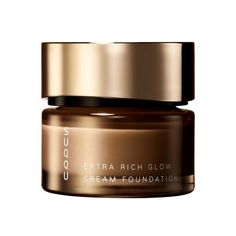 SUQQU Extra Rich Glow Cream Foundation 102 Natural Beige for sale online Glow Foundation, Too Faced Foundation, Foundation Colors, Luxury Cosmetics, Loose Powder, Luxury Gifts, Chai, Moisturizer, Perfume Bottles