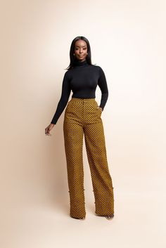 African Fashion Ankara, African Print Fashion, African Wear, African Attire, Modern African Fashion, Chitenge Outfits, African Print Jumpsuit, Afro, African Dresses For Women