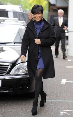 Kris Jenner -love her style most of the time