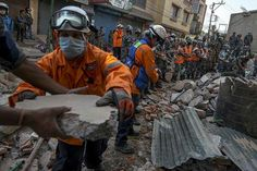 May 2015 Nepalese military personnel remove debris in search of survivors after a fresh earthquake struck, in Kathmandu, Nepal, May So sad. Nepal, Monte Everest, Jim Bakker, Thunder Strike, Dust Storm, Learn From Your Mistakes, May 12, Madame Tussauds, Malaysia