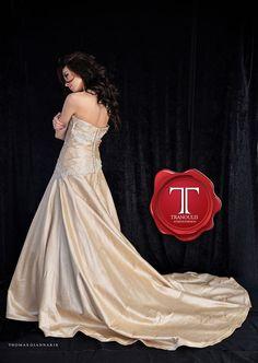 Wedding dress by Tranoulis Haute Couture Photo: Thomas Giannakis Model: Eirini Sterianou Formal Dresses, Wedding Dresses, Ball Gowns, Model, Fashion, Haute Couture, Formal Gowns, Fitted Prom Dresses, Mathematical Model