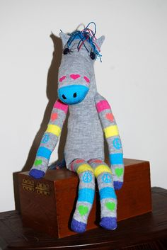 Irene the Hippie Horse by teresia, via Flickr