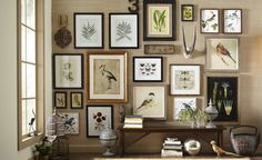 Garden-Fresh Decor for Every Space: Bring the outside in with vintage-inspired botanical decor. From timeless flora and fauna art pieces to show-stopping terrariums, these chic updates will leave your home feeling fresh and full of life.