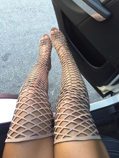 Awesome thigh high boots