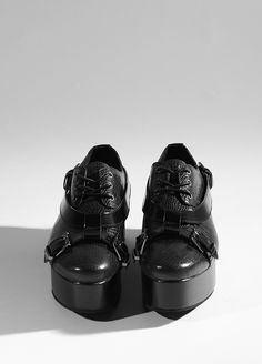 Strap Buckle Creepers