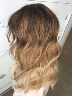 Balayage hair Balayage Hair, Long Hair Styles, Beauty, Shaving Machine, Barber Salon, Hair Stylists, Balayage Hairstyle, Dressmaking, Shaving