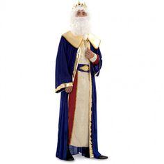 Disfraz rey mago adulto en #sevilla para #cabalgata de reyes www.martinfloressl.es #tiendaonline