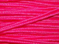 Polyester Soutache Deep Pink from Nosek's Just Gems