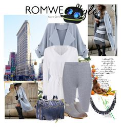 """www.romwe.com---9"" by ane-twist ❤ liked on Polyvore featuring romwe"