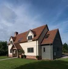 Image result for self build weatherboard houses uk