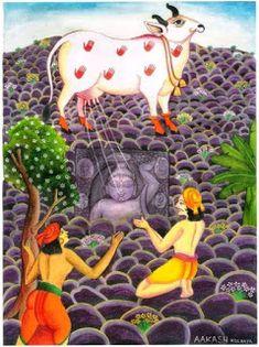 Krishna and cow Krishna Leela, Jai Shree Krishna, Radha Krishna Love, Radhe Krishna, Radha Rani, Hanuman Images, Lord Krishna Images, Radha Krishna Images, Krishna Photos