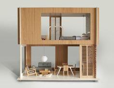 Dollhouse by Miniio