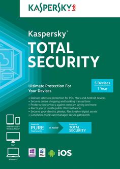 Kaspersky Total Security 2016 Activation Code is extremely well known and…