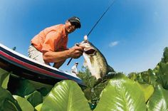 Get geared up with the right fishing gear from cabelas.com