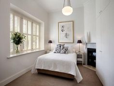 Small Bedroom Ideas For S 17 Beige Carpet