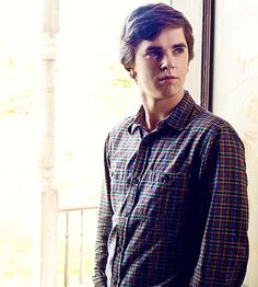 Freddie Highmore, totally 22 now...