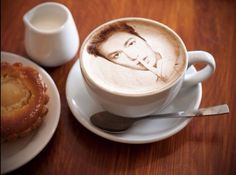 A nice hot cup of 이인호....yummy. WOW! Literally delectable Lee Min Ho ^^