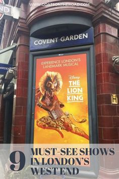 9 Must-See Shows in London's West End | What To Do In London | Best Evening Entertainment In London | Best West End Shows In London | What To See In London | Top UK Experiences
