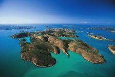 Buccaneer Archipelago Islands off Australia