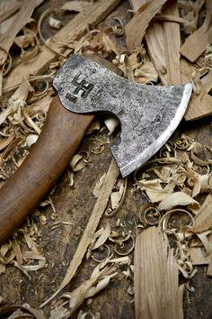 Axes — Hoffman Blacksmithing