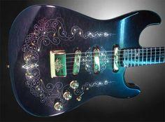 la plus belle guitare du monde