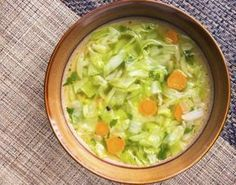Top 5 recipes of fat burning cabbage soup for weight loss Diet Soup Recipes, Healthy Dinner Recipes, Potato Recipes, Vegetarian Recipes, Healthy Foods To Eat, Healthy Snacks, Cabbage Soup Diet, Dieta Detox, Diet Breakfast