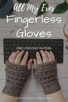 Sparkly Long Fingerless Gloves Stripe Brown /& Latte New