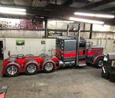 Peterbilt 389, Peterbilt Trucks, Show Trucks, Big Rig Trucks, Custom Big Rigs, Custom Trucks, Diesel Pickup Trucks, Classic Tractor, Classic Trucks
