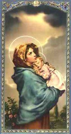 praying virgin mary - Google Search