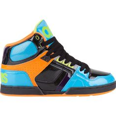 OSIRIS NYC 83 Mens Shoes ($75) ❤ liked on Polyvore