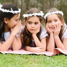 Photo by Handmade Children's Clothing on July 27, 2020. La imagen puede contener: 4 personas, hierba, exterior y naturaleza #Regram via @www.instagram.com/p/CDKBBz4jAj6/ Flower Girl Outfits, Flower Girls, Ring Bearer Outfit, First Communion, When Someone, Elegant Dresses, Kids Outfits, How To Memorize Things, Wedding Inspiration