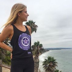 "Stylish and comfortable casual wear for yoga enthusiasts & active individuals. Original and unique colorful designs on cotton and tri-blend short sleeve Tees, cotton racerback shirttail tanks and Unisex Hoodies in a variety of colors. Read our blog and learn ""All About The Chakras""and how to balance them for wellness."